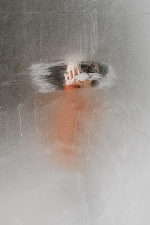 Myles Shelly - Window portrait